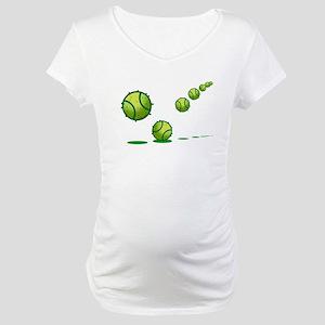 Tennis (s) Maternity T-Shirt