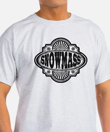 Snowmass Vintage Square T-Shirt