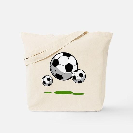 Soccer (9) Tote Bag