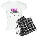 Chick Norris Women's Light Pajamas