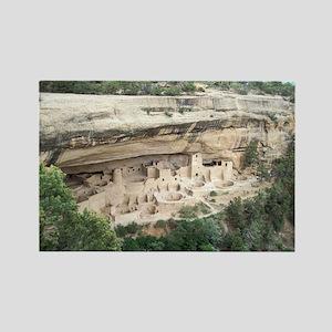 Mesa Verde National Park Rectangle Magnet