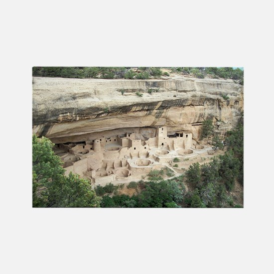 Mesa Verde National Park Rectangle Magnet