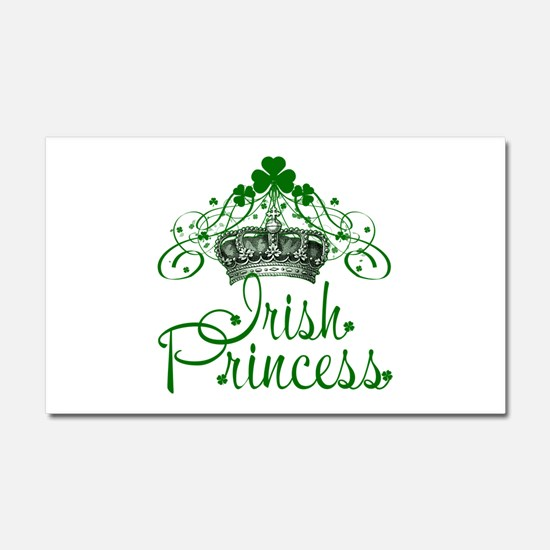 Irish Princess Car Magnet 20 x 12