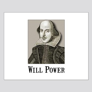 Will Power Small Poster