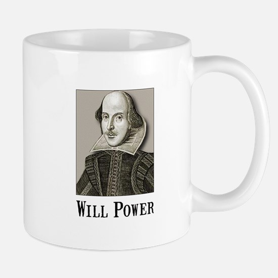 Will Power Mug