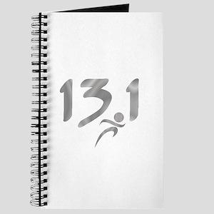 Silver 13.1 half-marathon Journal