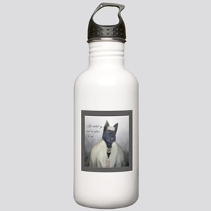 Silly Dogs Stainless Water Bottle 1.0L