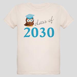 Class Of 2030 Owl Graduation Gift T-Shirt