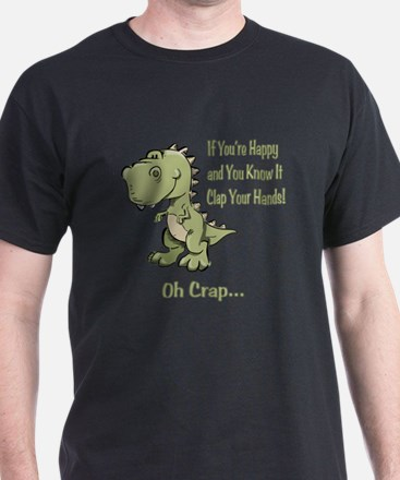 Happy TRex T-Shirt