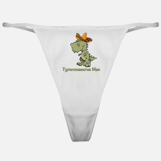 Tyrannosaurus Mex Classic Thong