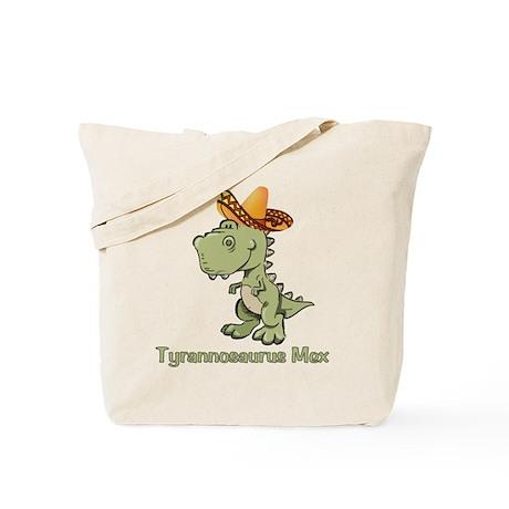 Tyrannosaurus Mex Tote Bag