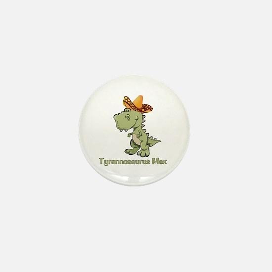 Tyrannosaurus Mex Mini Button