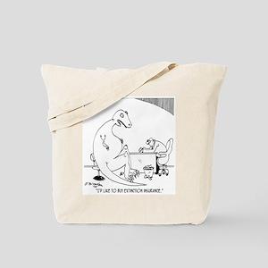 Extinction Insurance Tote Bag