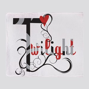Twilight Saga Throw Blanket