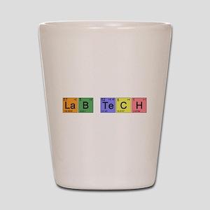 LaB TeCH Color Shot Glass