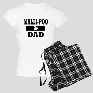 Malti-Poo Dad Women's Light Pajamas