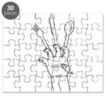 Mutant Claws? Puzzle