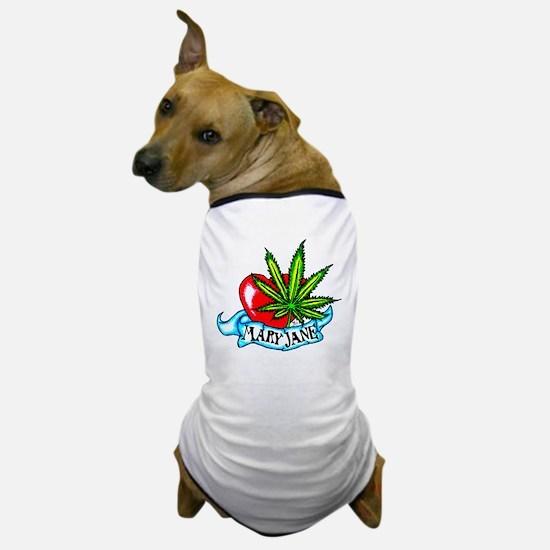 Love Mary Jane Dog T-Shirt