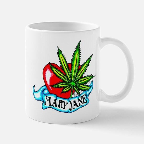 Love Mary Jane Mug