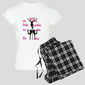 Pole Fitness Women's Light Pajamas