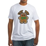 Eat Gingerbread Fitted T-Shirt