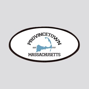 Provincetown MA - Varsity Design. Patches