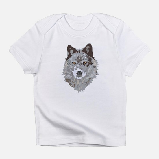 Wolf Head Infant T-Shirt