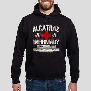 ALCATRAZ INFIRMARY Hoodie (dark)