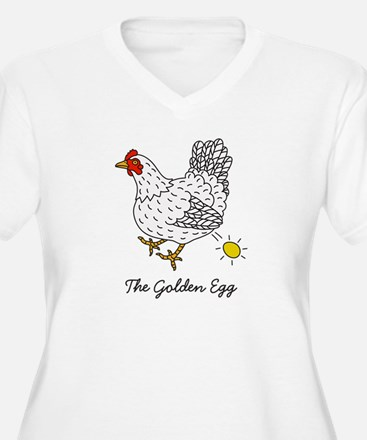 The Chicken That Lays the Golden Eggs T-Shirt