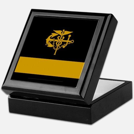 Rear Admiral (LH)<br> Insignia Box