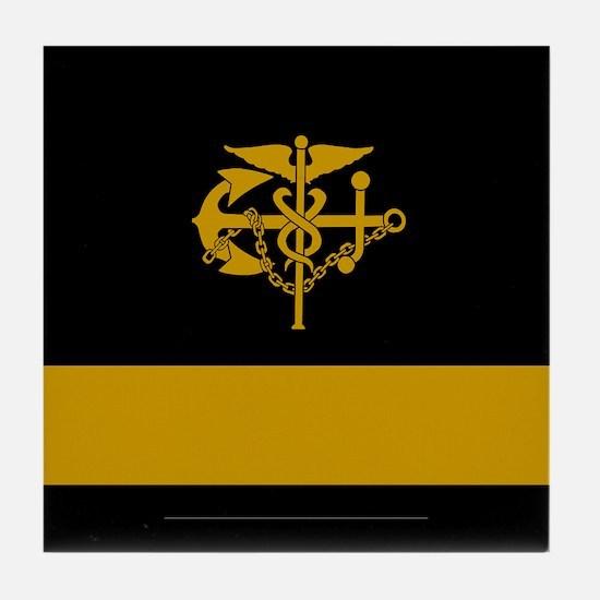 Rear Admiral (LH)<BR> Tile Coaster