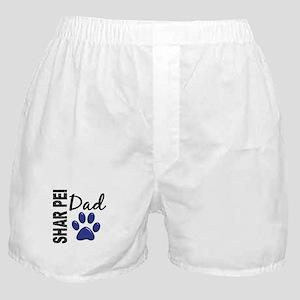 Shar Pei Dad 2 Boxer Shorts