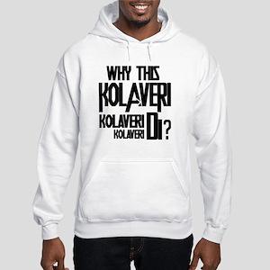 Why This Kolaveri Di? Hooded Sweatshirt