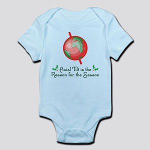 Axial Tilt is the Reason Infant Bodysuit