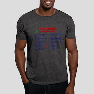 Schipperke Property Laws 2 Dark T-Shirt