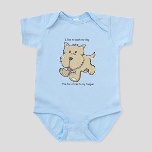 Doggy Bath Infant Bodysuit