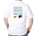 Praise Him Crew Shirt