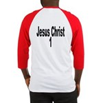 Jesus Is # 1 Baseball Jersey
