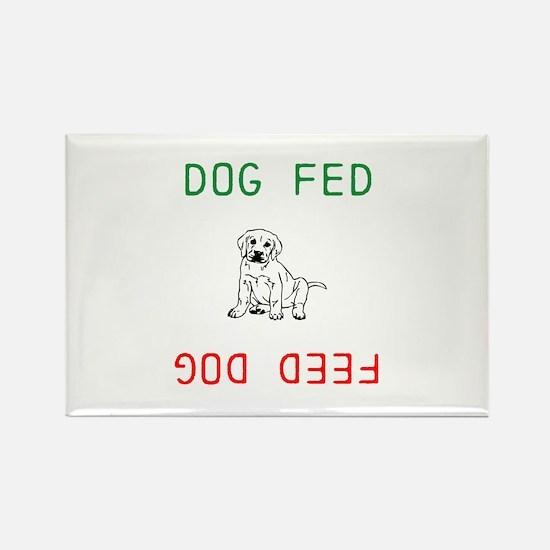 Dog Fed/Feed Magnet