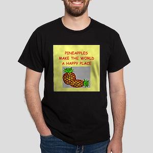 pineapples Dark T-Shirt