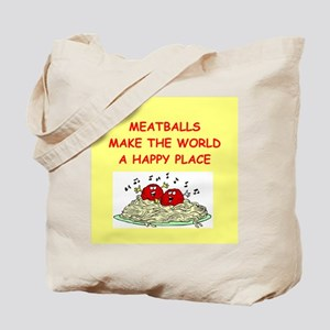 meatballs Tote Bag