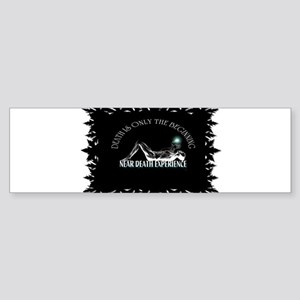 near death experience Sticker (Bumper 10 pk)