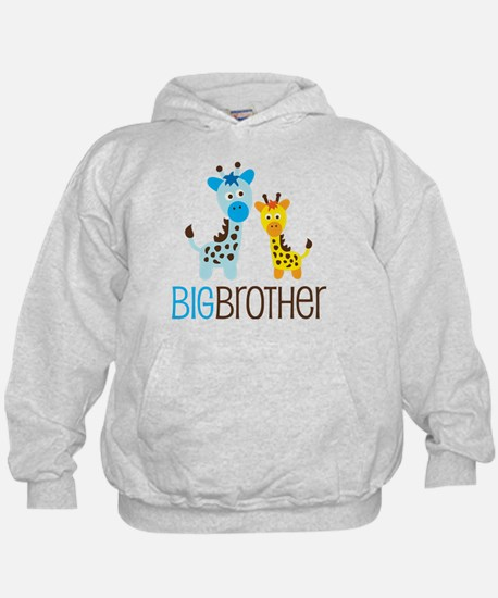 Giraffe Big Brother Hoodie