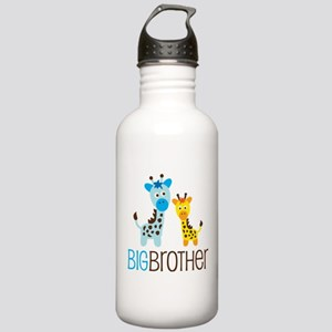Giraffe Big Brother Stainless Water Bottle 1.0L