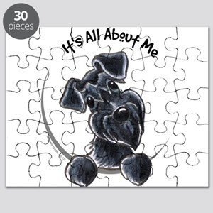 Black Schnazuer IAAM Puzzle