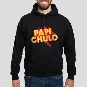 PAPI CHULO Hoodie (dark)