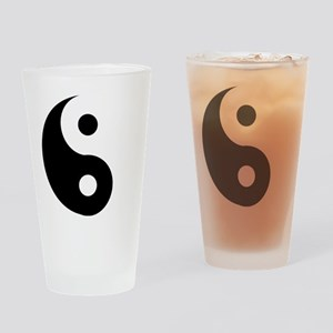 Yin & Yang (Traditional) Drinking Glass