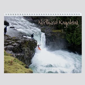 NW Kayaking Wall Calendar :2013