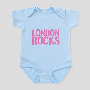 London Rocks Infant Bodysuit