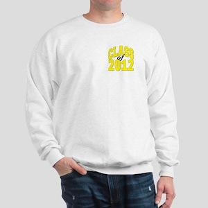 Class of 2012 (yellow) Sweatshirt